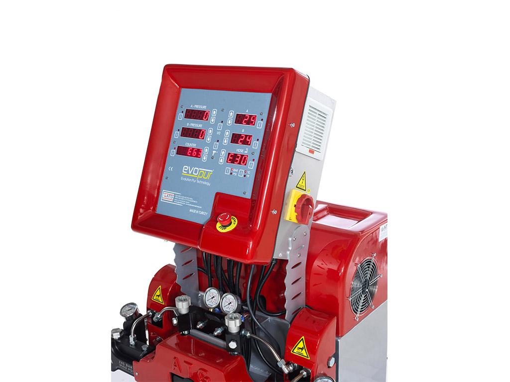 Evopur Prime Polyurethane & Polyurea Spray Machinery